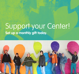 Support Your Center!