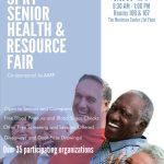 4th Annual SPRY Seniors Health & Resource Fair