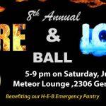 Fire & Ice Ball